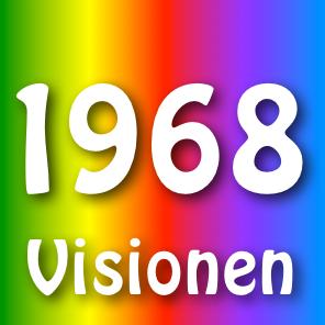 Logo Visioni del Sessantotto
