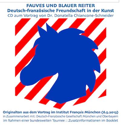 Cover CD Fauves und Blauer Reiter