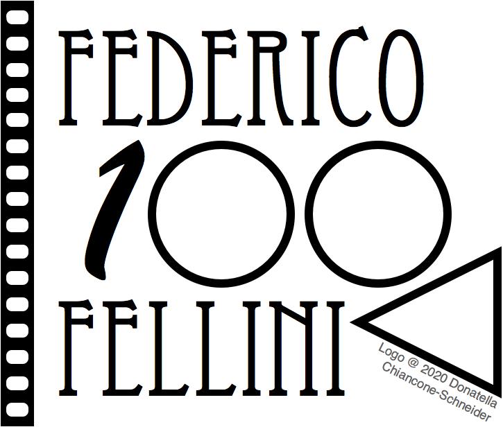 Logo Federico Fellini by Donatella Chiancone-Schneider (2020)