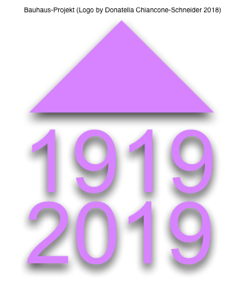 logo 1919 donne nel Bauhaus