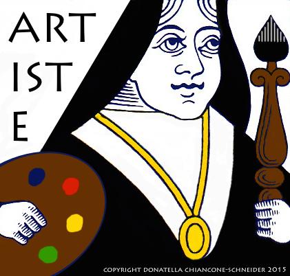 Storia delle artiste